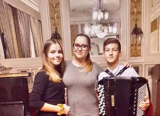 Nova glazbena postignuća Staše Kukić i Leona Kaurina