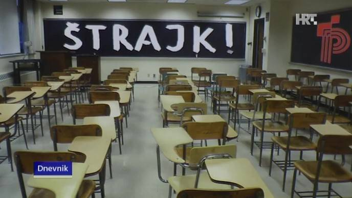 Sutra je 21. dan štrajka u školama, a koja su prava učenika?