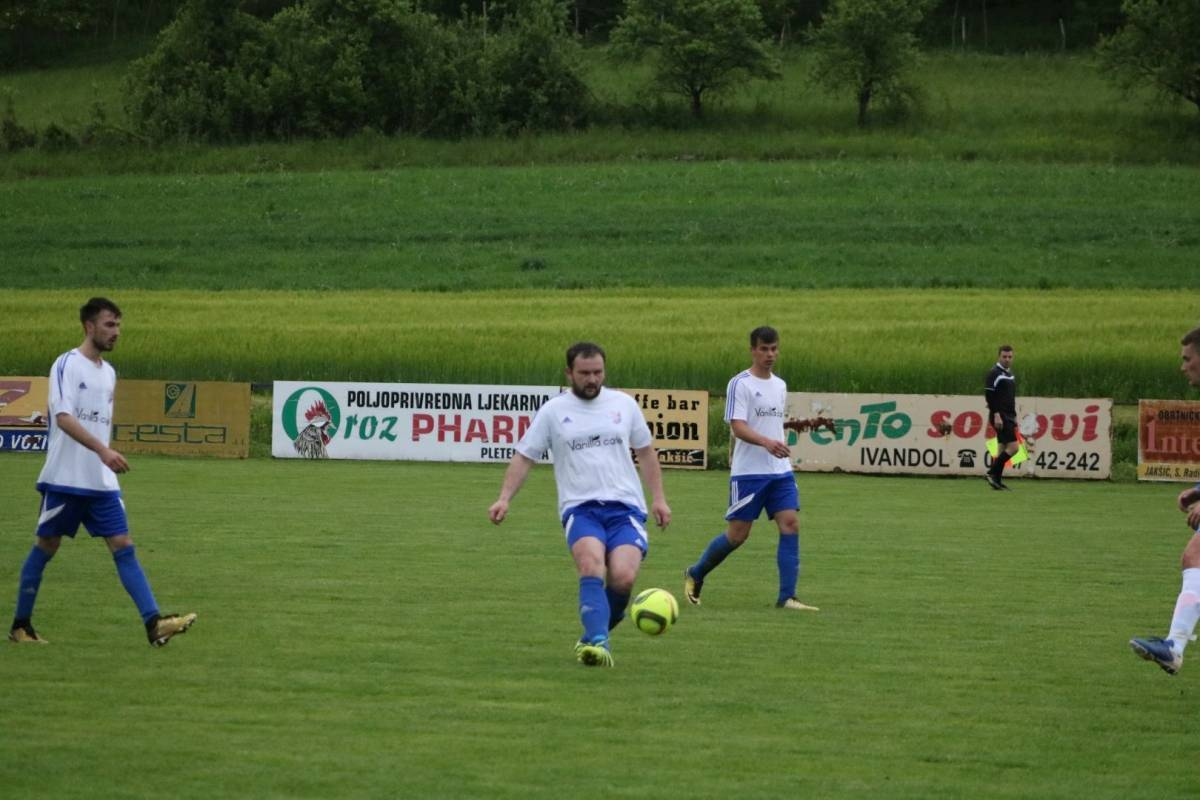 Danas se od 14 sati odigravaju preostale utakmice 12. kola 1. ŽNL