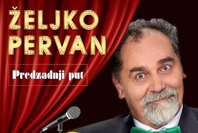 Zbog velikog interesa Željko Pervan u Požegi gostuje dva dana za redom