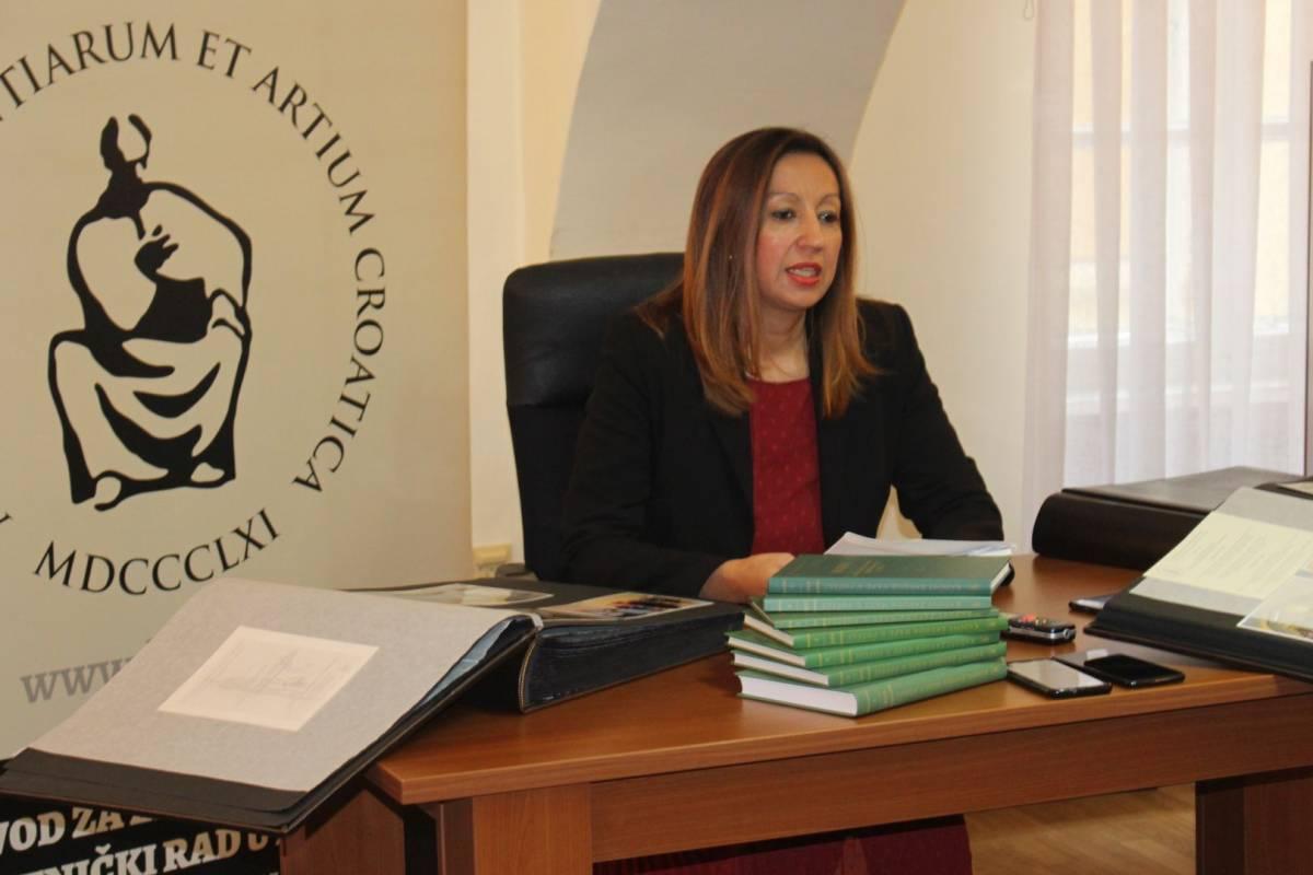 Zavod za znanstveni i umjetnički rad HAZU u Požegi otvorio svoja vrata povodom 10 godina rada