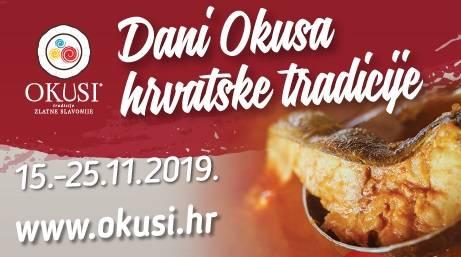 Tri slijeda najfinijih domaćih jela  moći će se kušati u sedam ugostiteljskih objekata Požeško-slavonske županije