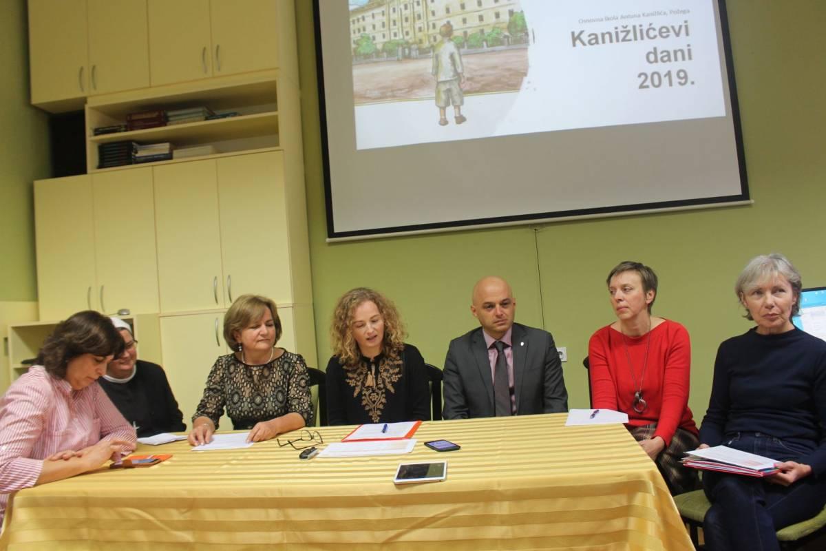 OŠ Antuna Kanižlića predstavila projekt ʺKanižlićevi daniʺ 2019.