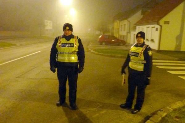 Vozači oprez!! Policija ovaj vikend provodi pojačanu kontrolu sudionika u prometu