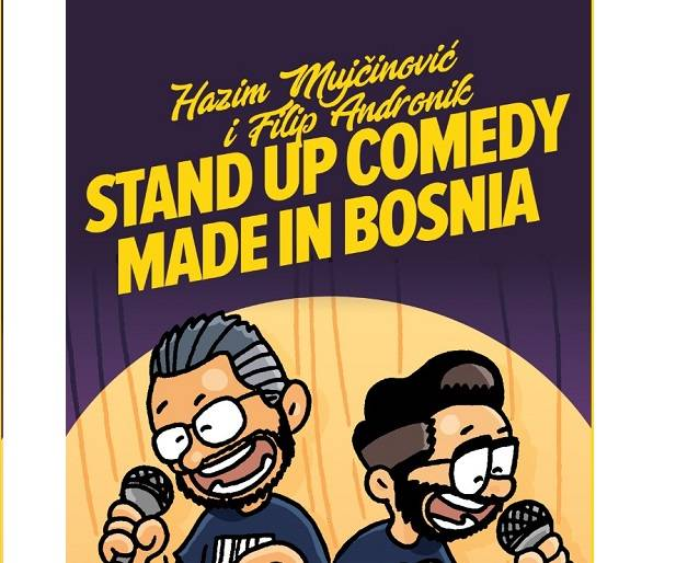 PLATINUM POŽEGA: Stand up comedy made in Bosnia