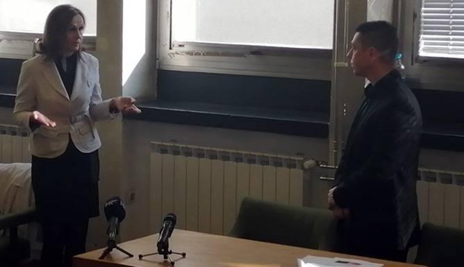 NASTAVAK SUĐENJA ŽUPANU TOMAŠEVIĆU: Sudac isključio javnost s čitanja SMS poruka