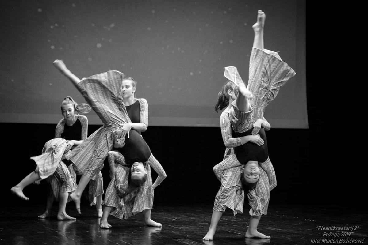 UO Ilijane Lončar gost na Festivalu malih plesnih formi u Zagrebu