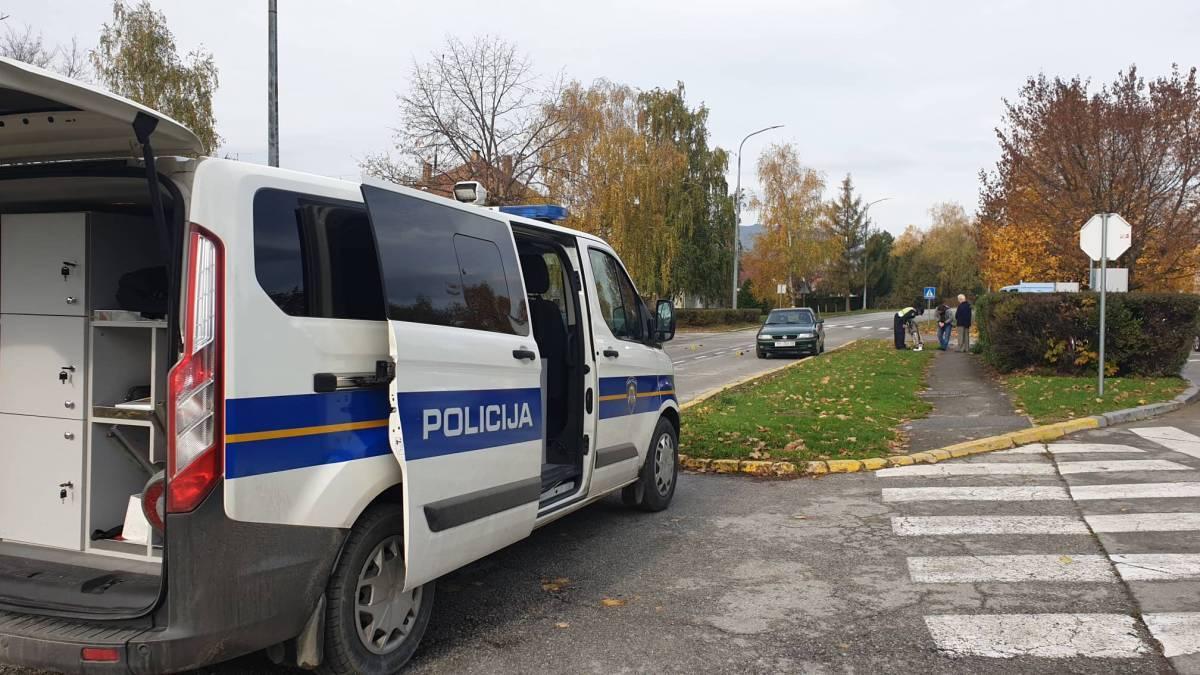 Tri prometne nesreće tijekom jučerašnjeg dana, jedan vozač upravljao prije stjecanja prava