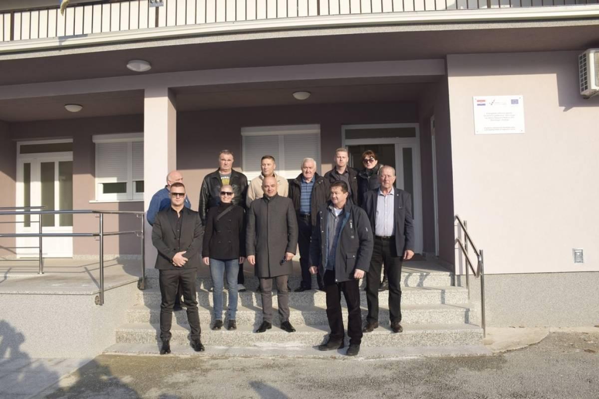 Završeni radovi na energetskoj obnovi društvenog doma u Dervišagi