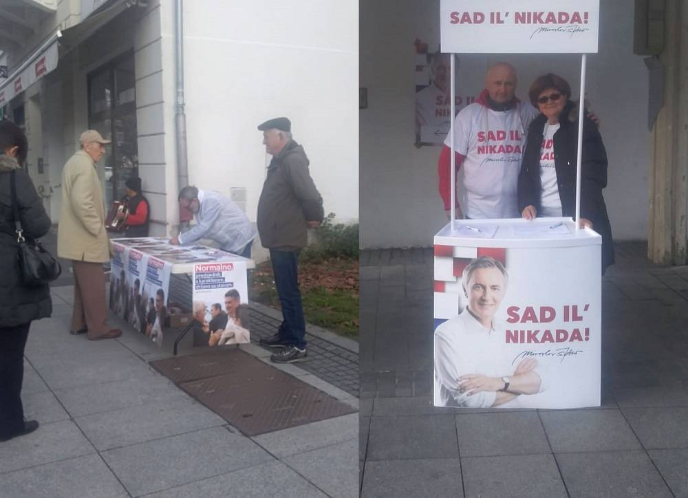 Počeli su se skupljati potpisi! Na korzu samo Milanovićevi i Škorini, gdje su ostali?