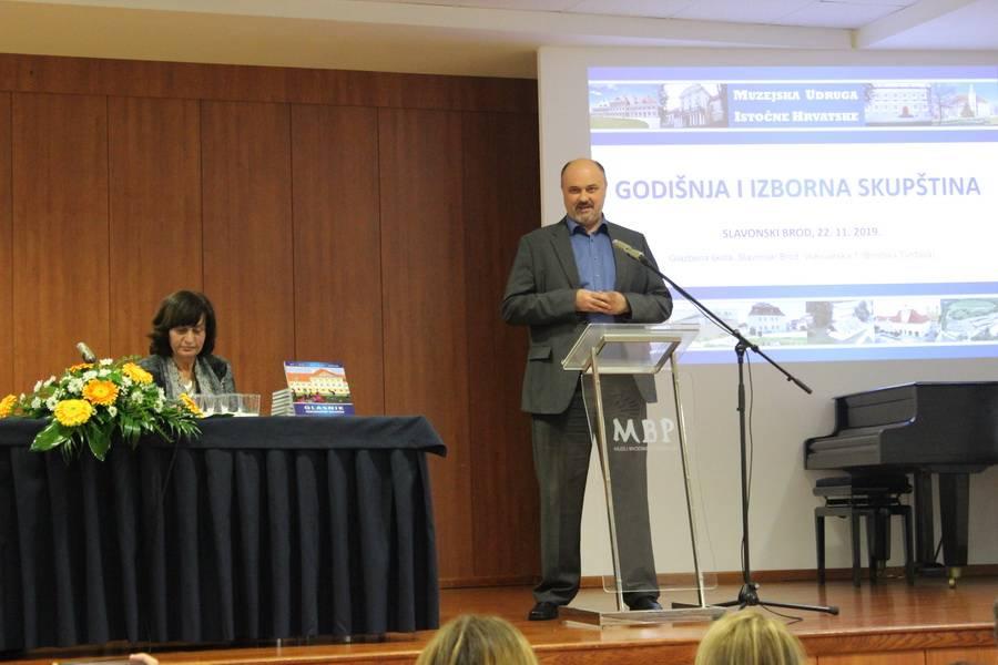 Održana izborna skupština Muzejske udruge Istočne Hrvatske