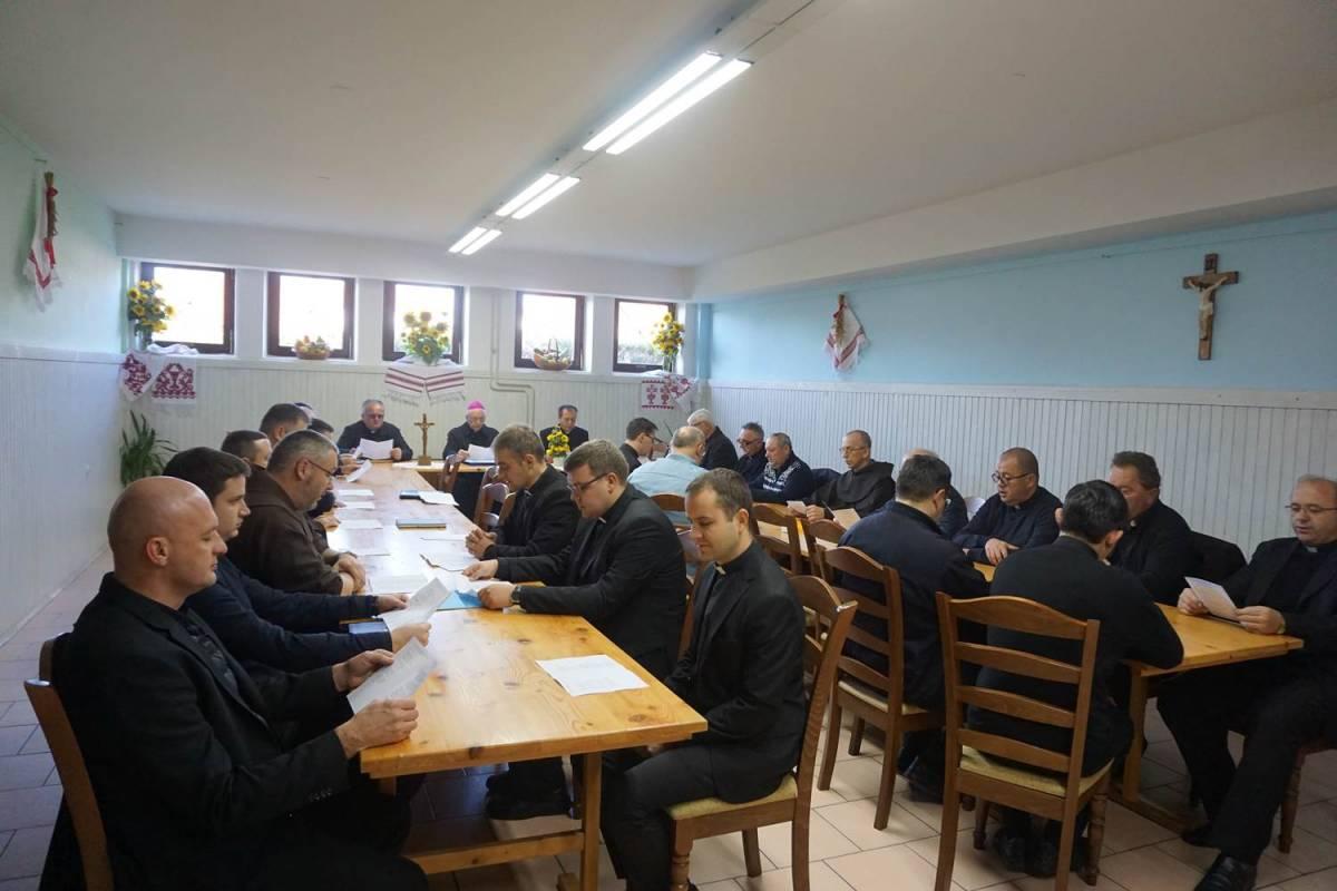 Jesenski susret trajne formacije svećenika Katedralnog arhiđakonata Požeške biskupije