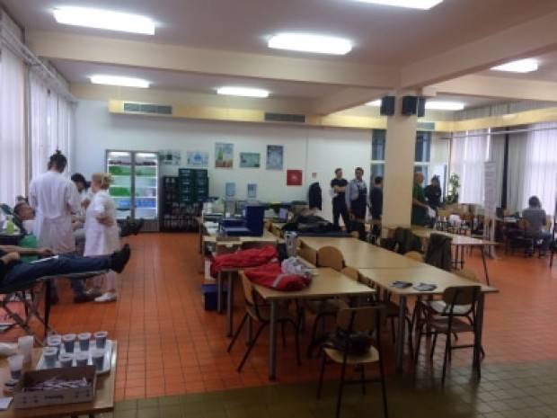U posljednjoj akciji darivanja krvi u Lipiku i Pakracu, prikupljeno 114 doza krvi