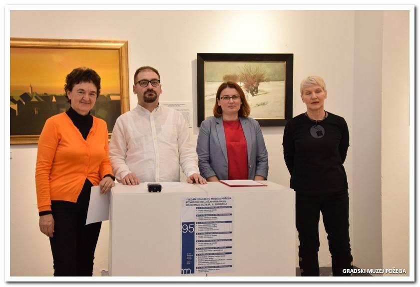 Najavljen Muzejski tjedan Gradskog muzeja Požega
