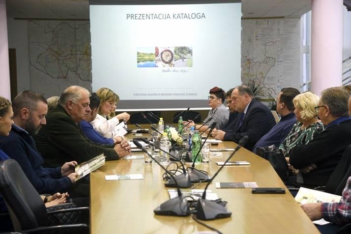 Županijska turistička zajednica predstavila novi katalog i promidžbeni film