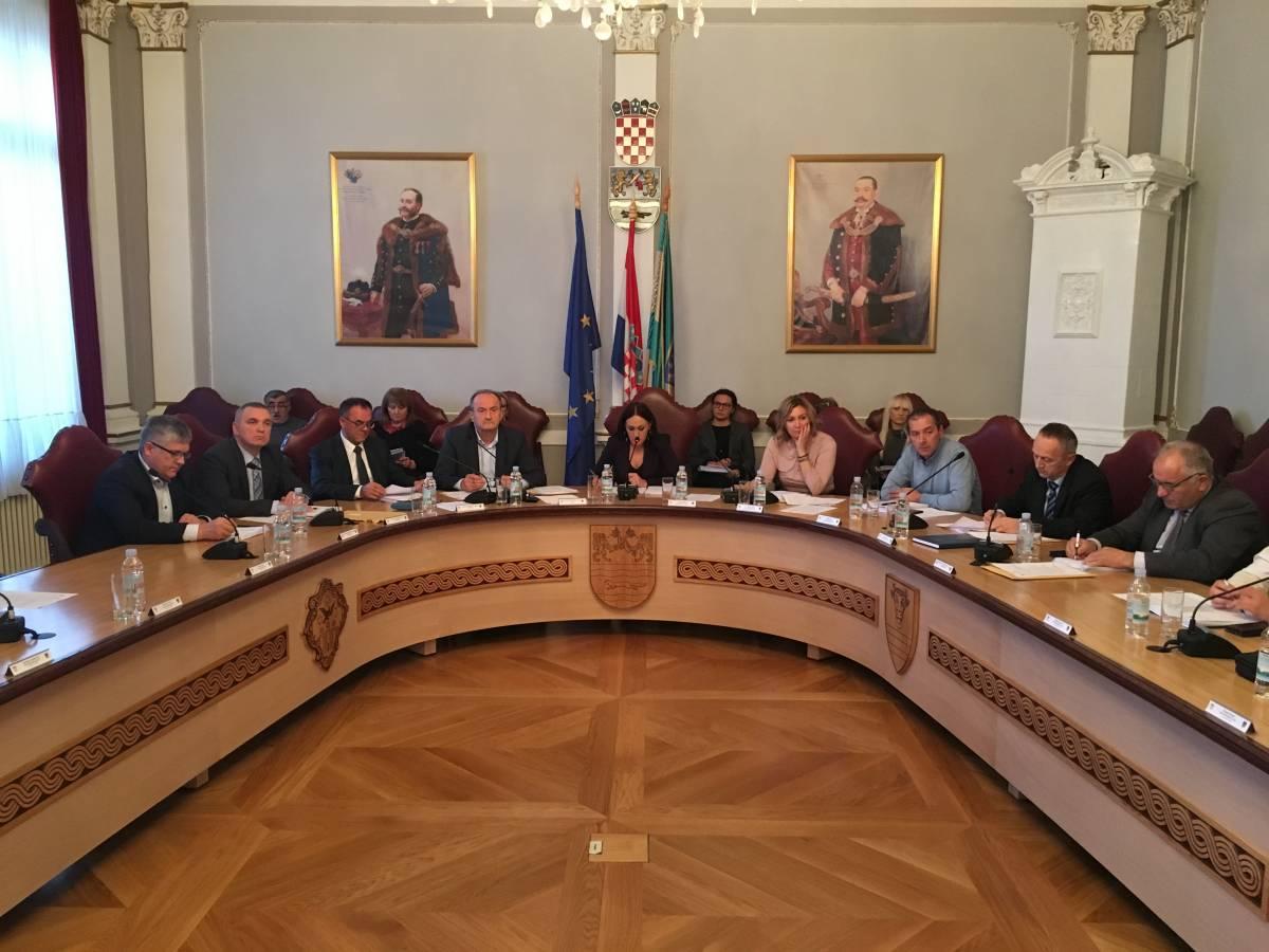 Vijećnici Županijske skupštine PSŽ usvojili proračun za 2020. i projekciju za 2021. godinu