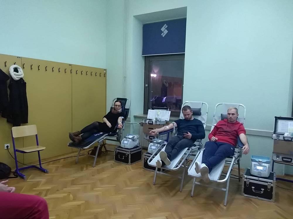 BRAVO! Do 18 sati krv je darovalo više od 130 Brođana