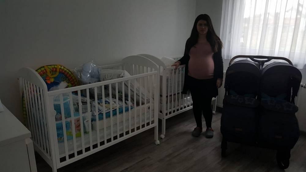Četiri obitelji dobile vrijednu opremu za bebe