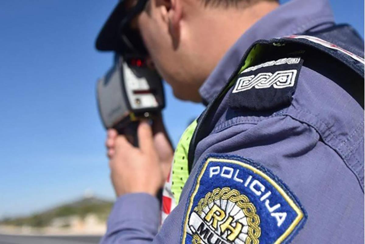 Tijekom nadolazećeg vikenda policija će pojačano provoditi nadzor sudionika u prometu