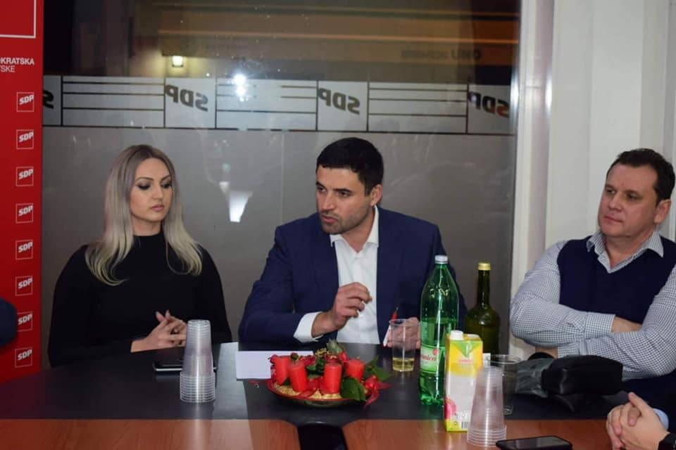 I ako su ʺposvađaniʺ Opačak-Bilić i Valenta ugostili su jučer predsjednika Bernardića