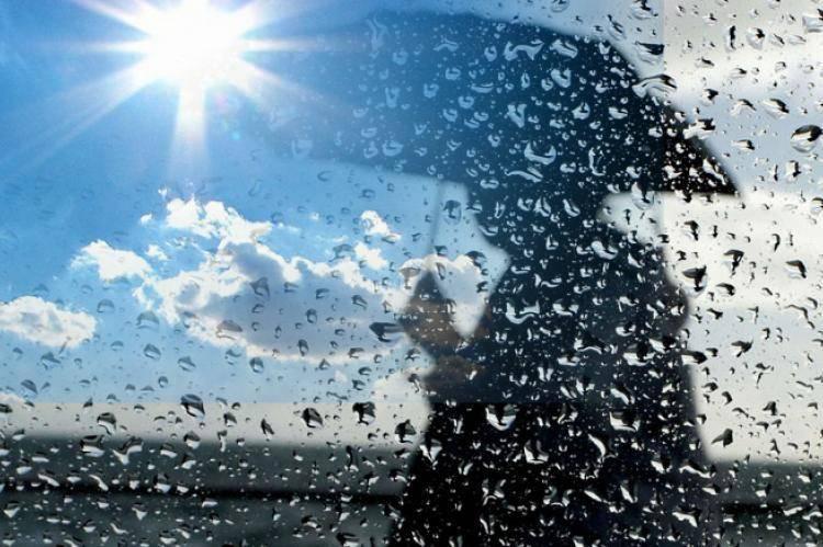 Danas oblačno s povremenom kišom