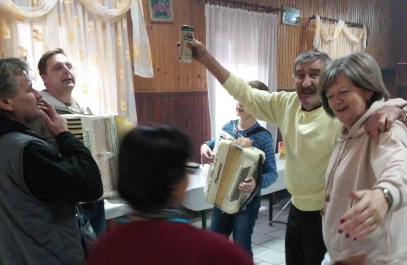 Božićni domjenak korisnika Centra za pomoć u kući u Čaglinu