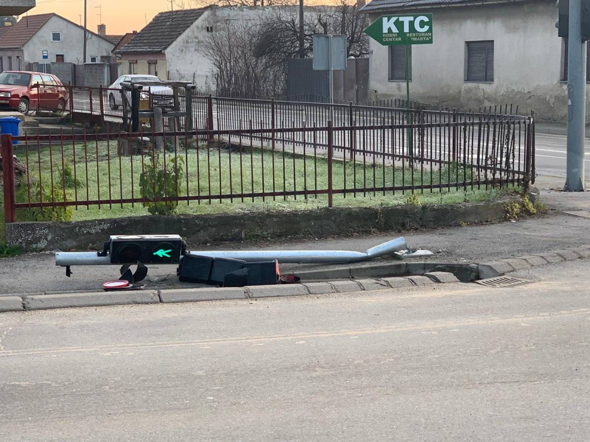 Vikend obilježili pijani vozači, a za prometnu nesreću u Požegi kriva 19-godišnja vozačica