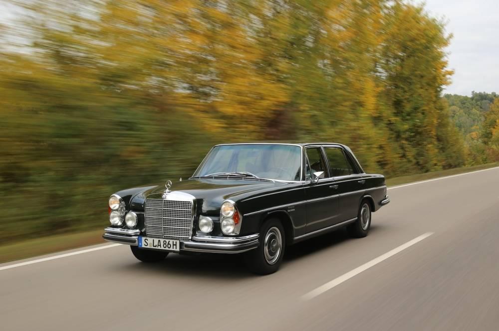50 godina Mercedes-Benza 300 SEL 6.3- kraljevske sportske ikone