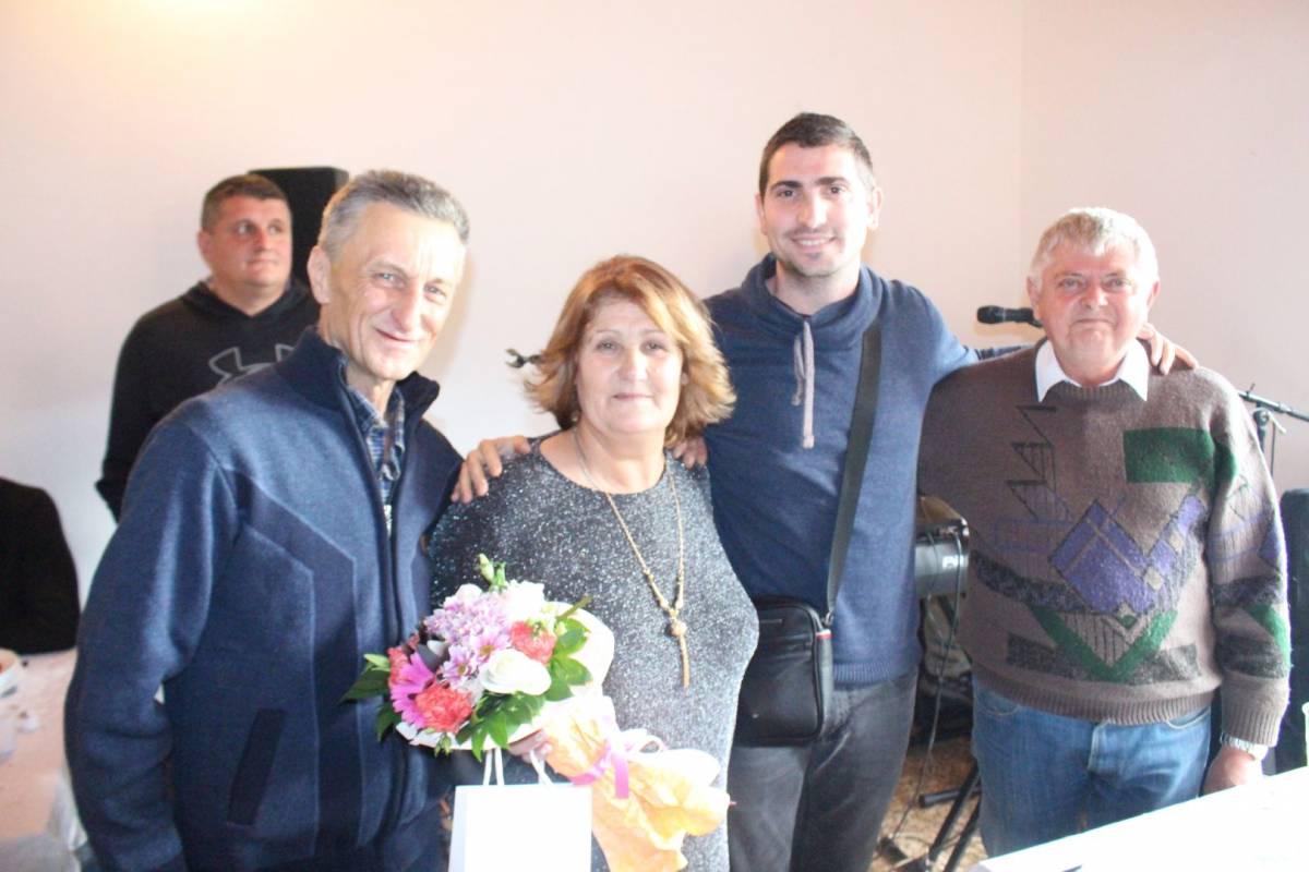 Ivanku Adžić, Gunčević Ivana i Ivanešić Josipa iz Plamena d.o.o. radne kolege ispratili u mirovinu s jednim velikim ʺHvala vam za sve!ʺ