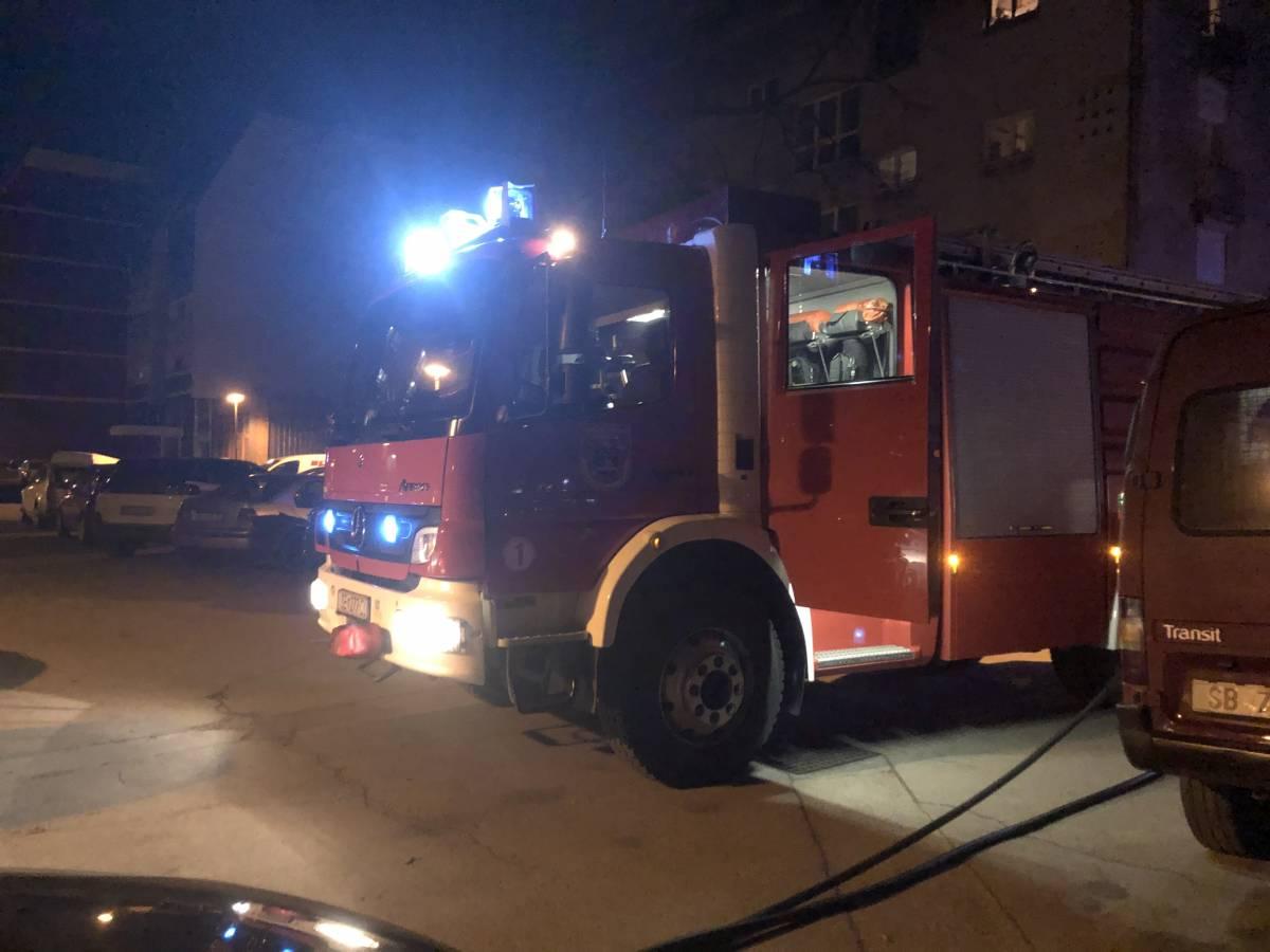 Jučer požari na objektima u Slavonskom Brodu i Novoj Gradiški
