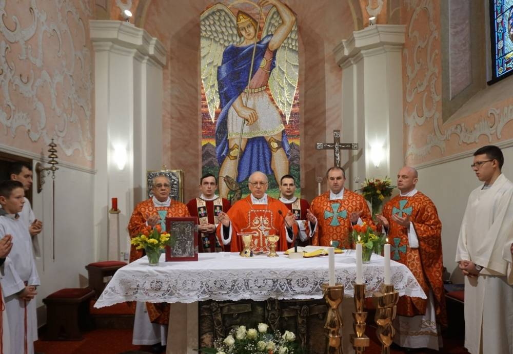 Proslava spomendana bl. Alojzija Stepinca u Stražemanu