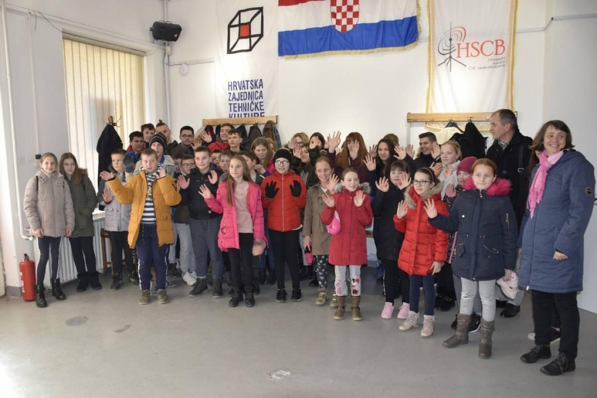 Otvorena Zimska škola tehničkih aktivnosti u Gradskom muzeju Požega