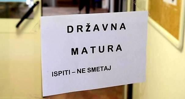 Objavljen raspored mature, prvo će se polagati hrvatski jezik...