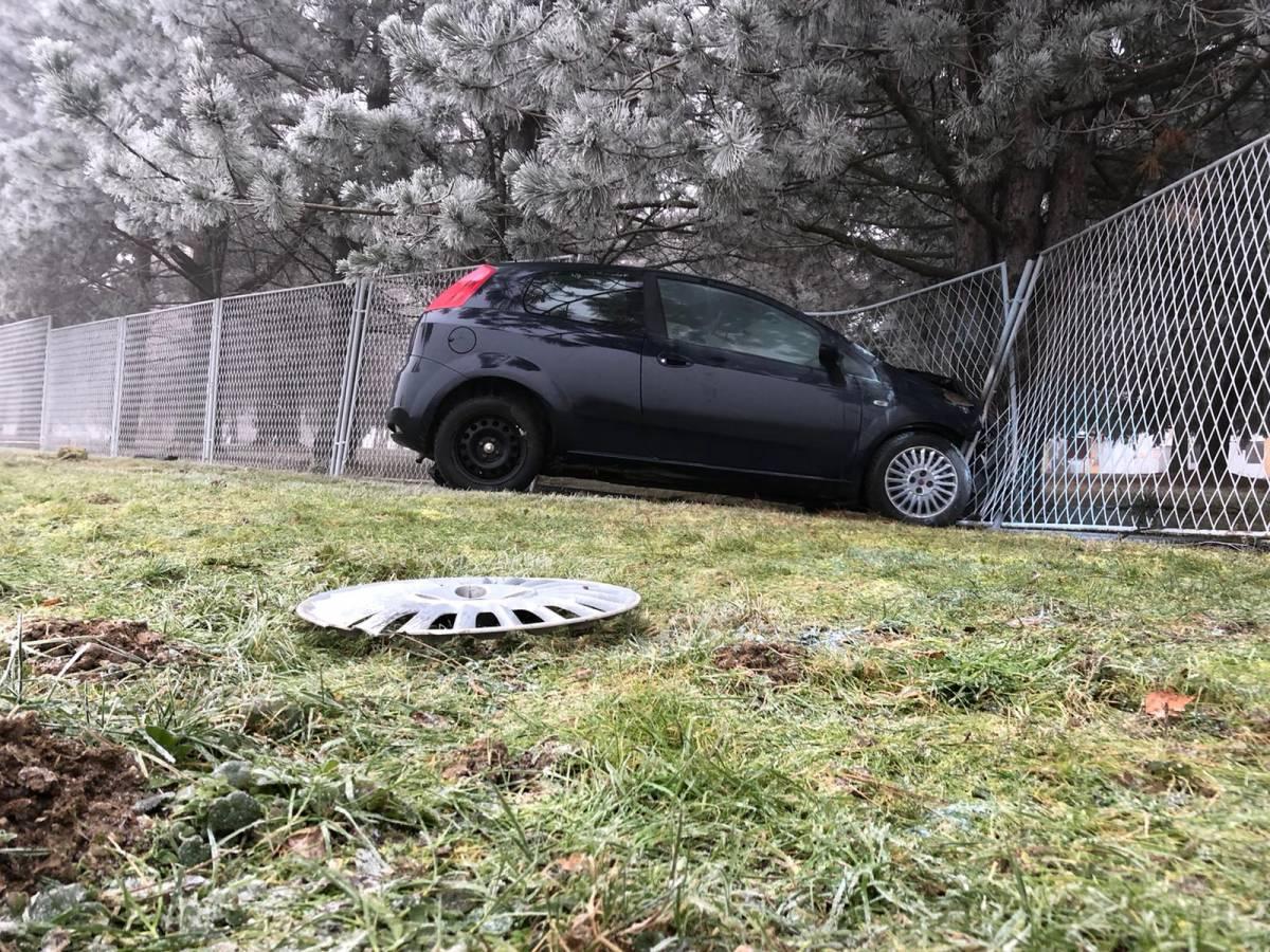 Za jučerašnju prometnu nesreću kod Vetova kriva neprilagođena brzina
