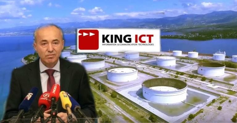 Umjesto Đuri Đakoviću, posao izgradnje naftnih spremnika dan Krstičevićevoj 'informatičkoj tvrtki' KING ITC