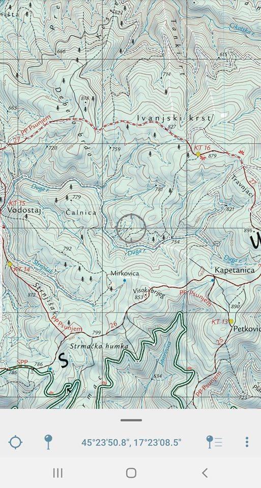 Brzom intervencijom HGSS-a Nova Gradiška i Pakrac završena uspješna potraga na Psunju