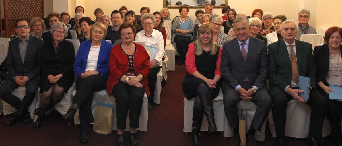 Županijska liga protiv raka Požega obilježila  50 godina osnivanja