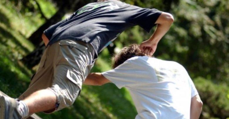 RJEŠAVANJE PROBLEMA ŠAKAMA: Zbog ranijih nesuglasnica fizički se sukobili