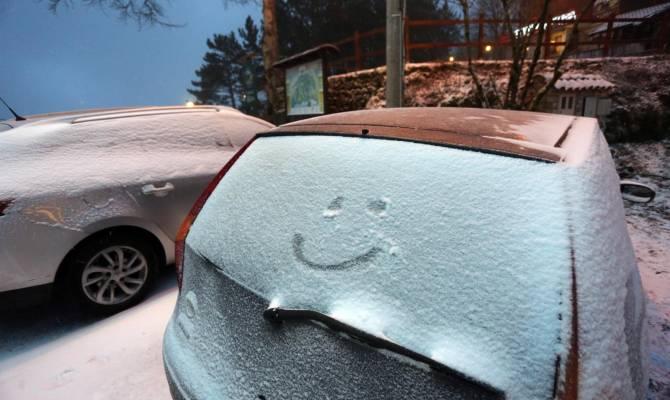 Dugoročna prognoza: Ako volite snijeg, onda ga – gledajte na slikama
