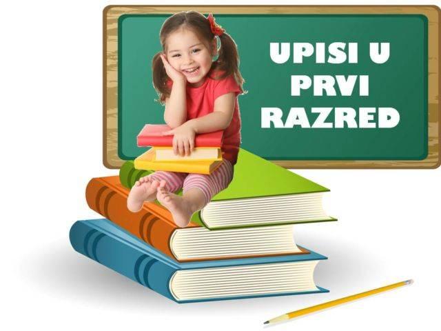 PLAN UPISA: U prvi razred Osnovne škole za školsku godinu 2020./2021