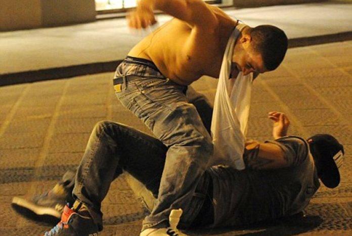 ČESTI FIZIČKI SUKOBI U SLAVONSKOM BRODU: 3 muškarca se prvo verbalno, a zatim fizički sukobili