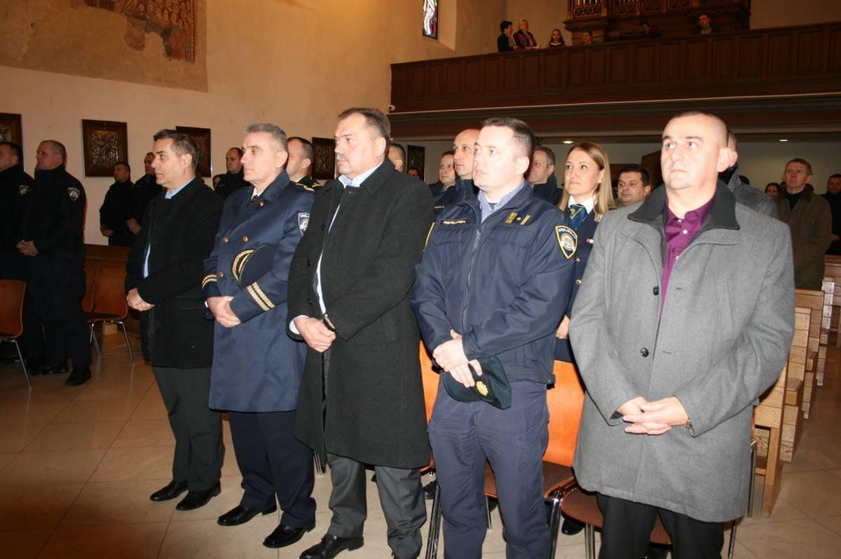 U Požegi obilježen Dan policijske kapelanije