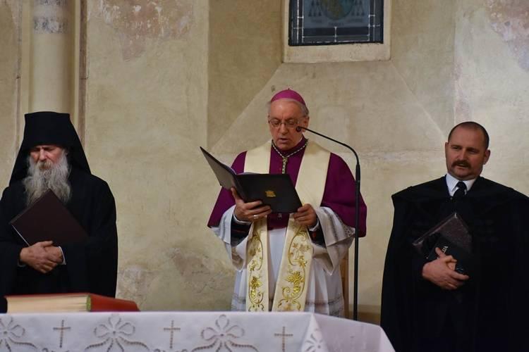 Središnje biskupsko ekumensko slavlje u Požegi