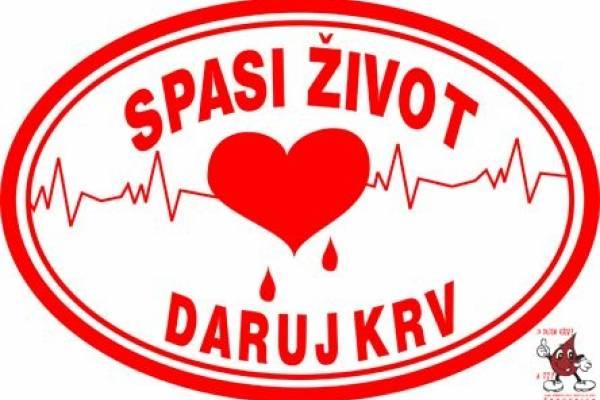 Sudjelujte u spašavanju tuđih života i pridružite nam se u akciji dobrovoljnog darivanja krvi