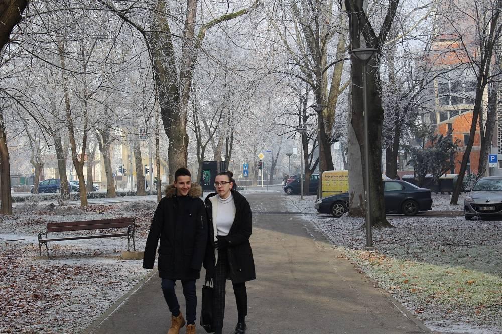 Zimska šetnja gradom 25.1.2020.
