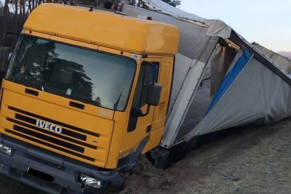 """PROMETNA NESREĆA NA A3: """"Jedan kamion je probio ogradu, teško je proći"""""""
