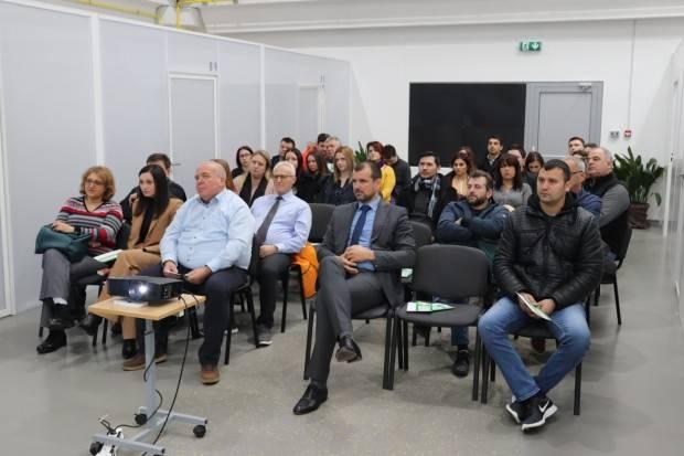 Grad Lipik poduzetnicima predstavio mogućnosti financiranja u 2020. godini