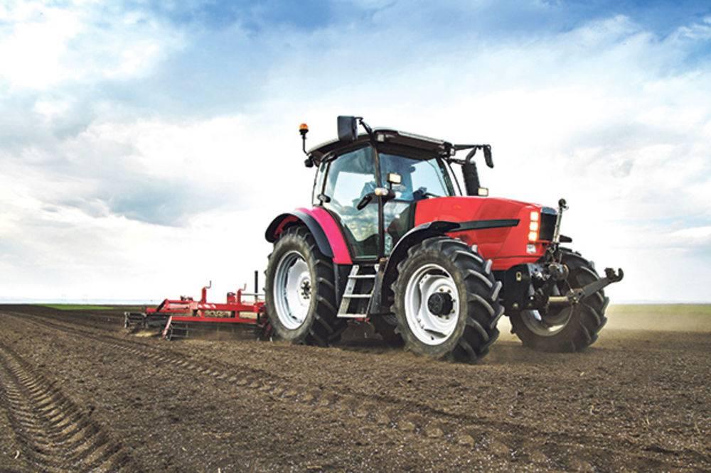 Prošle godine u Hrvatskoj registrirana 1762 nova traktora