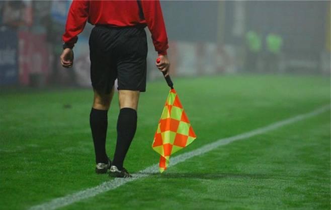 Prijavi se i postani nogometni sudac