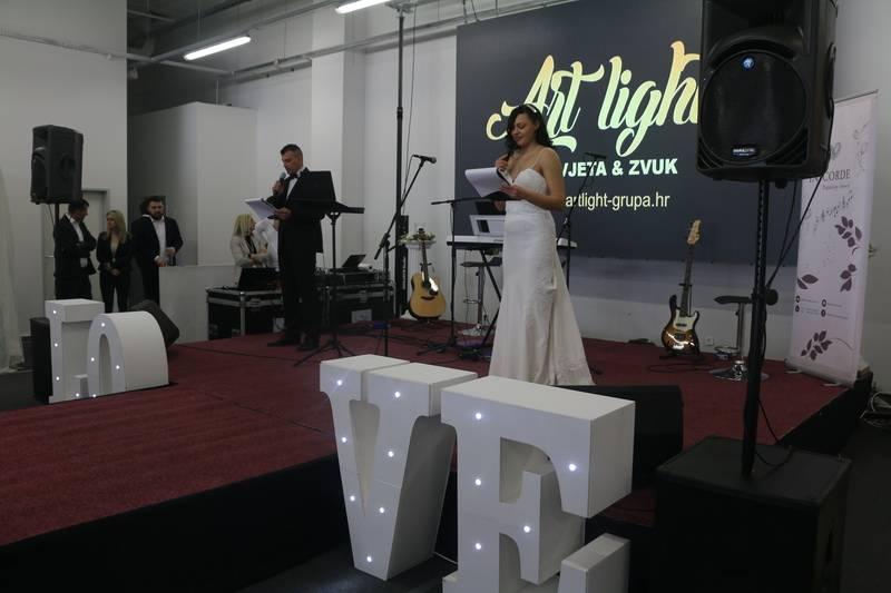 Otvoren Sajam vjenčanja Slavonia Aurum